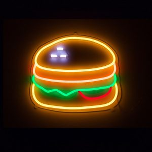 Hamburguesa led