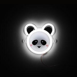 Foto neones panda
