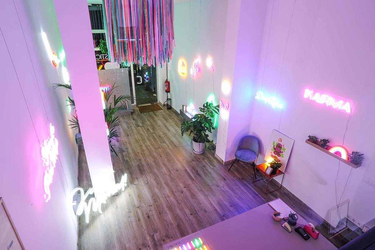 tienda online de neones LED