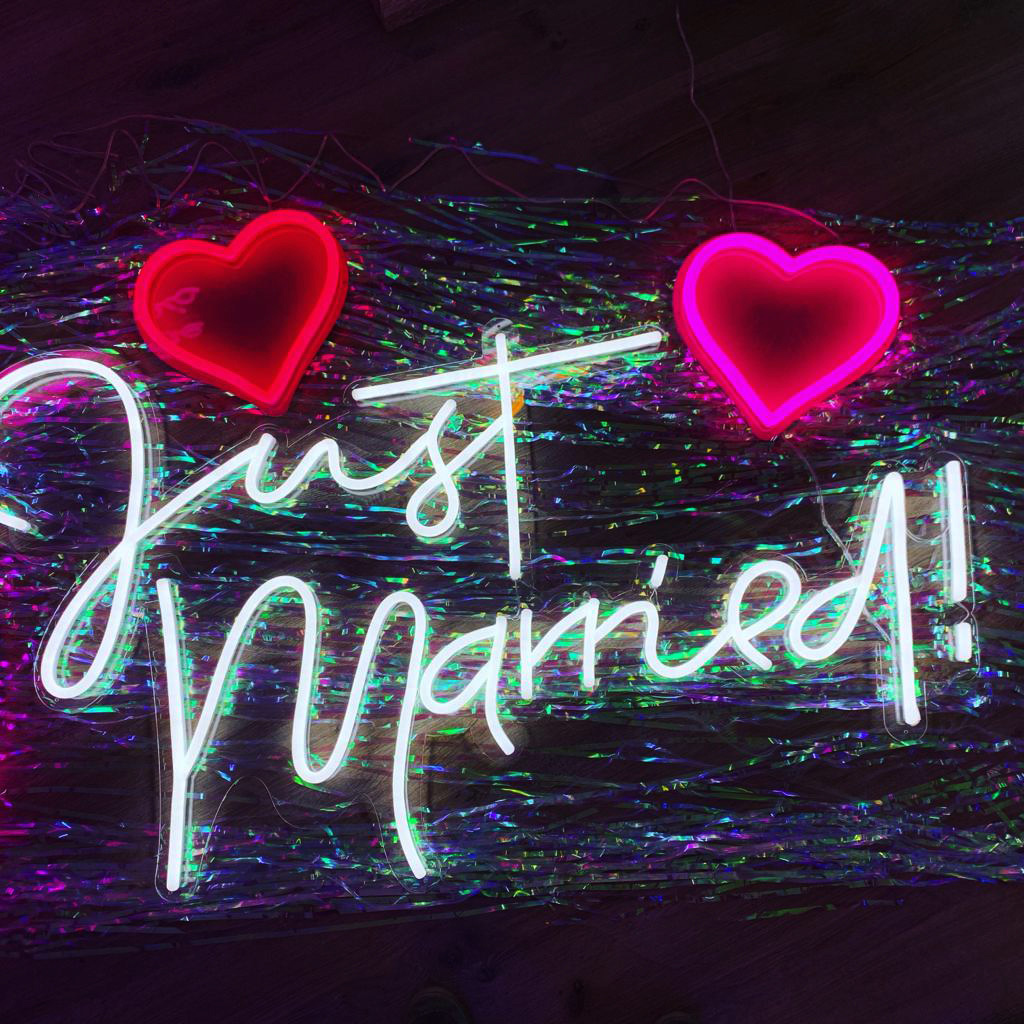alquiler neon boda